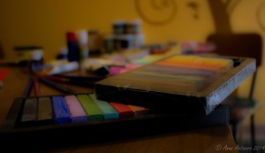 laboratori e sedute di Arte terapia