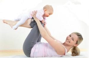 corsi di yoga madre bimbo